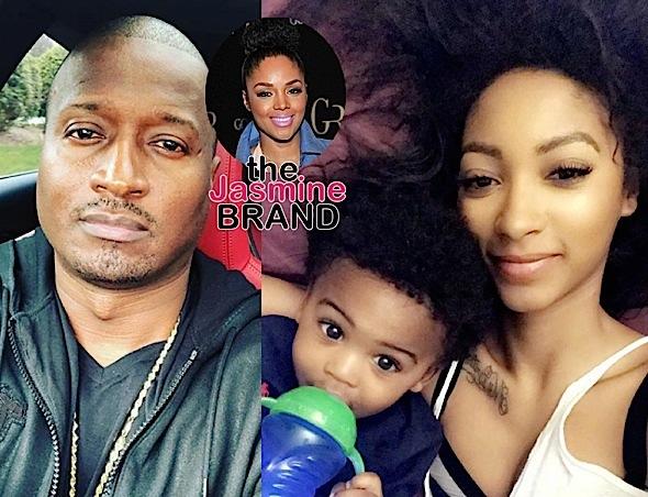 Love & Hip Hop Star Kirk Frost Finally Admits He Fathered Baby w/ Mistress, Wife Rasheeda Devastated [VIDEO]