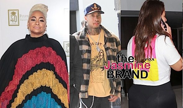Anika Noni Rose, Asiah Collins, Shantel Jackson, Raven-Symone, Tyga & Ashley Graham [Celebrity Stalking]
