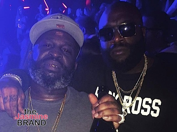 Rick Ross' Manager Black Bo Cause of Death Revealed