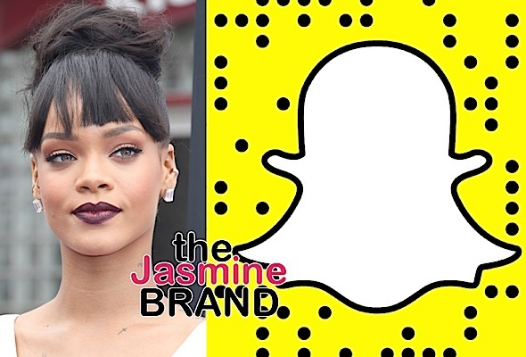 Rihanna Trashes Snapchat: You Ain't That Dumb, Shame On You!