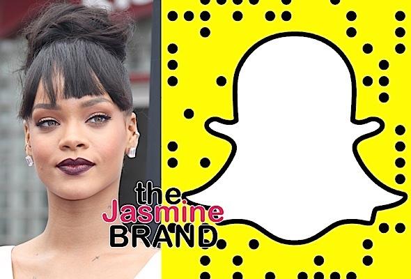 Rihanna Trashes Snapchat: You Ain't That Dumb, Shame On You!