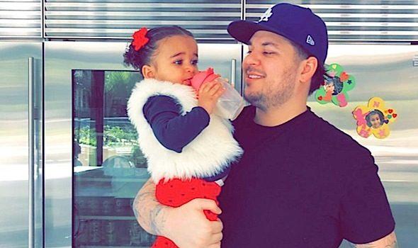 2-Year-Old Dream Kardashian Throws Rob Kardashian A St. Patrick's Day Birthday Party, Kardashian's & Ex Black Chyna Share Well Wishes