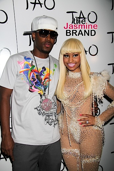 Nicki Minaj Says She Bought Sarfaree's Hairline, He Cheated On Her w/ Prostitutes + Sarfaree Claims Nicki Tried to Kill Him