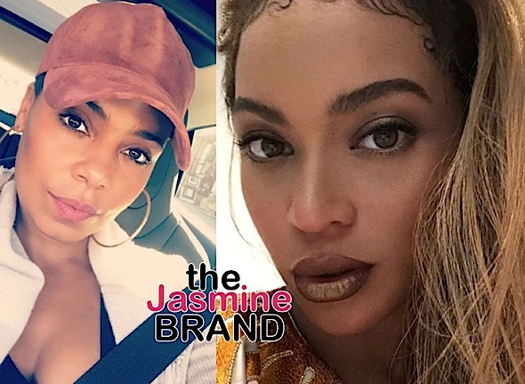 "Sanaa Lathan & Her Friends ""Laughed Their Asses Off"" Over Beyonce Bite Rumor"