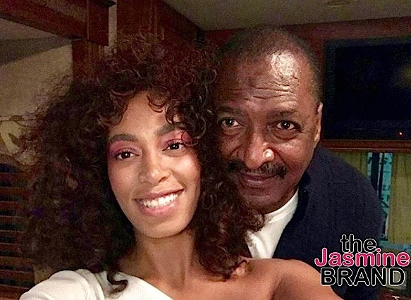 Solange Opens Up About Dad Mathew Knowles: Our Relationship Wasn't Always Good