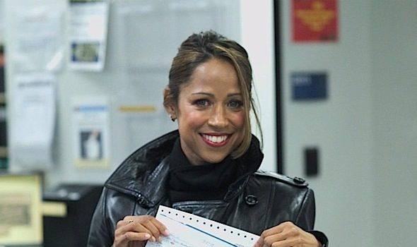 Stacey Dash – People Are Already Donating To My Political Campaign!