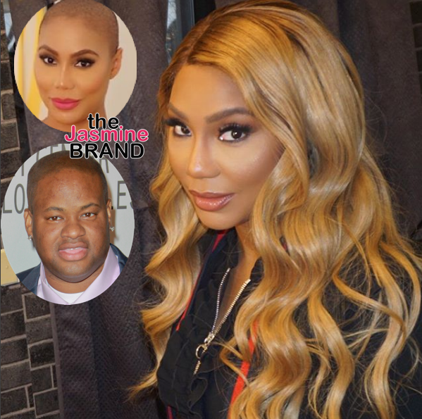 Tamar Braxton: I Wore Wigs Because My Husband Likes Blondes & Fair Skin [VIDEO]