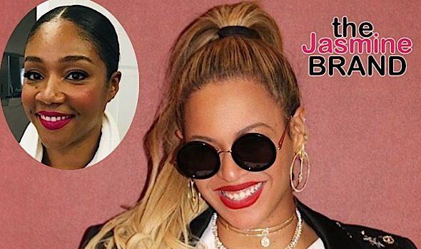 Tiffany Haddish: I Will NEVER Say Beyonce's Name Again