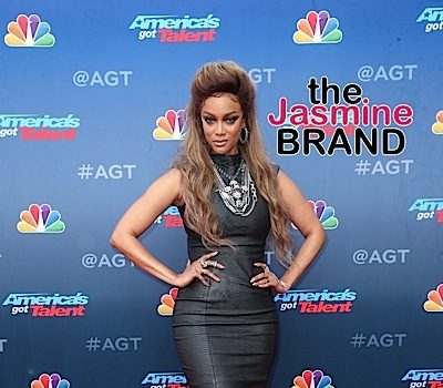 Tyra Banks Under Fire After 'ANTM' Clip Resurfaces Of Her Telling Model To Close Her Gap: Do You Really Think You Can Be A Cover Girl With A Gap?