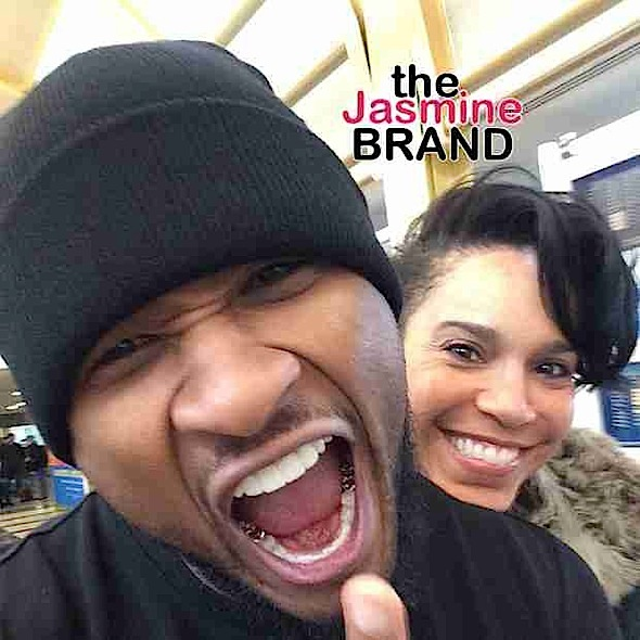 EXCLUSIVE: Usher & Grace Miguel's Reason For Separation Revealed – She Wanted Kids!