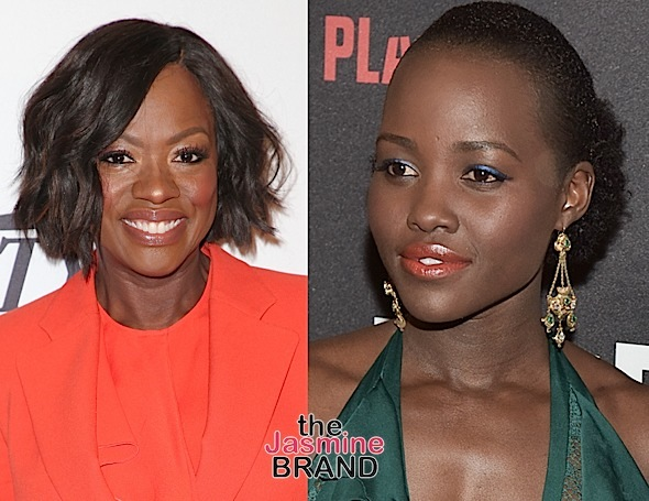 """Viola Davis & Lupita Nyong'o Will Play Mother and Daughter in """"The Woman King"""""""