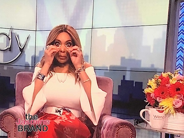 Wendy Williams Cries During Her Return To TV [VIDEO]