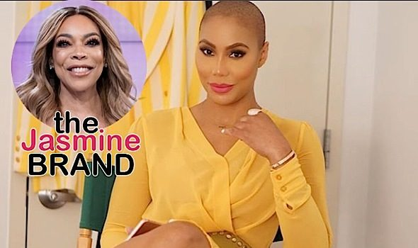 Wendy Williams: All Tamar Braxton Wants Is Attention!
