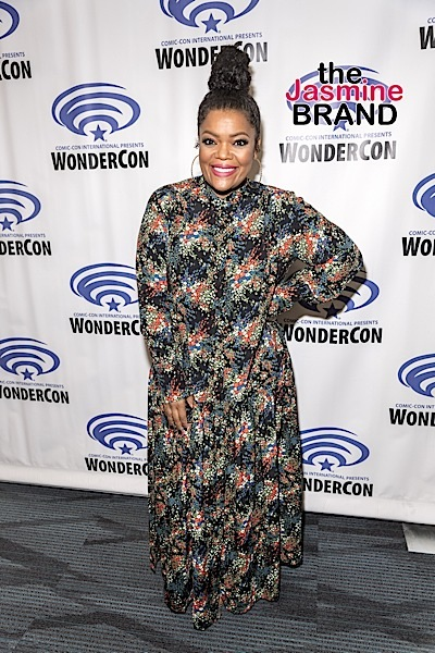 Actress Yvette Nicole Brown Gets Real About The Struggle For Skilled Hairstylists In Hollywood Who Know Black Hair