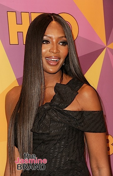 Naomi Campbell – I Want Vogue to Add An African Edition!