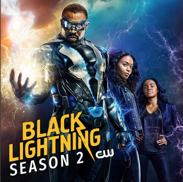 'Black Lightning' Renewed For Season 2