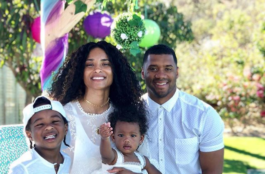 Ciara & Future's Sweet Easter Pics + Kylie Jenner, Travis Scott & Baby Stormi