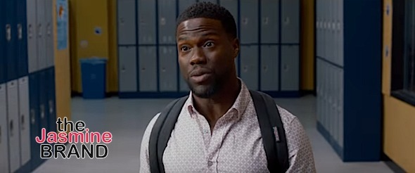 Kevin Hart & Tiffany Haddish Star In 'Night School'