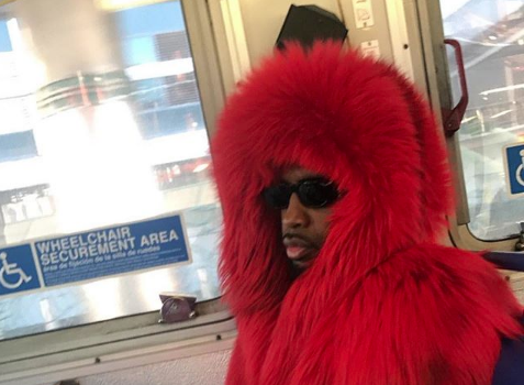 Safaree Samuels Slams PETA: Fur Is Important To The African American Community!