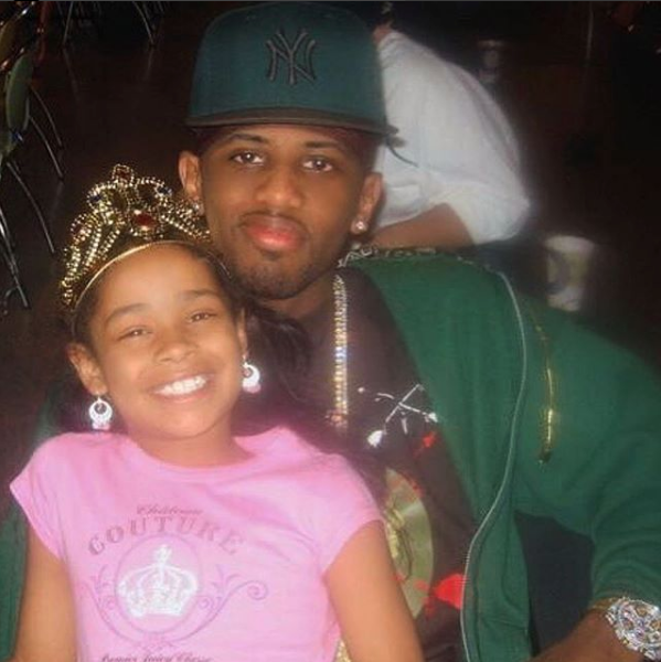 Fabolous Posts A Sweet Message To Emily B's Daughter
