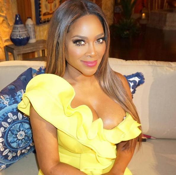 Kenya Moore Confirms: I'm Pregnant!
