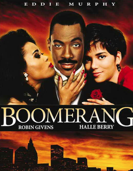 "A Reboot of Eddie Murphy's ""Boomerang"" In Development At BET"
