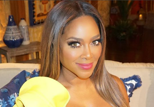 Kenya Moore Denies Using Surrogate, Explains: Due to My Age, I'm At High Risk