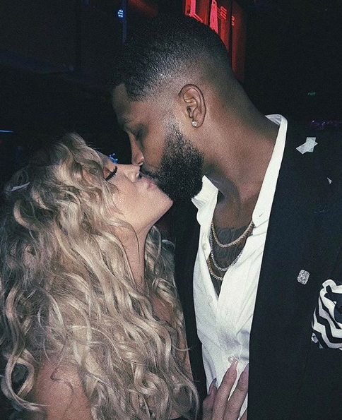 Tristan Thompson Caught Allegedly Kissing Multiple Women, Cheating On Pregnant Khloe Kardashian