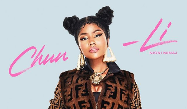 Nicki Minaj Teases New Music 'Barbie Tingz' & Chun-Li [Photos]