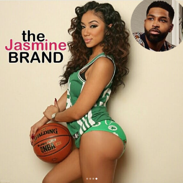 Tristan Thompson – 1 Of The Women He Allegedly Cheated w/ Is A Stripclub Bartender Named Lani Blair