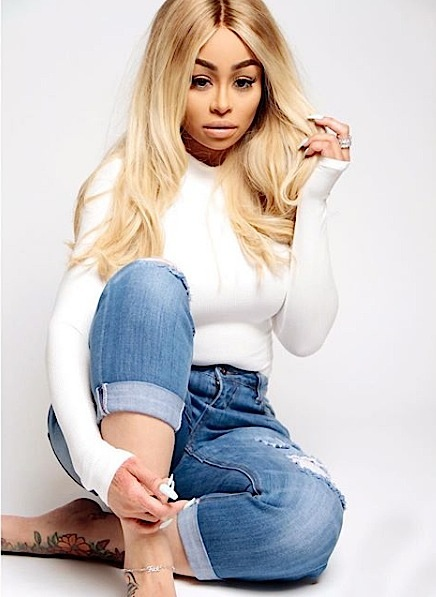 Blac Chyna Is Conservative & Cute In Latest Shoot!