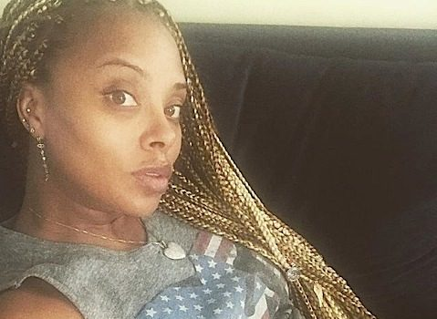 Eva Marcille & Fiance Michael Sterling Welcome Baby Boy [Photo]