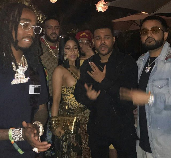 Coachella: Teyana Taylor, Amber Rose, Justin Bieber, EJ Jonson, Nicki Minaj