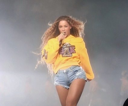 "Beyonce Teams Up With Peloton, Creating ""Homecoming"" Themed Workouts In Celebration Of HBCU Students"
