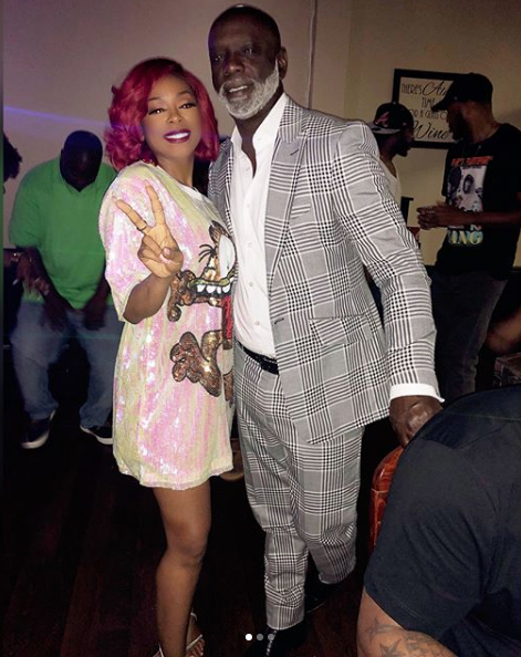 Peter Thomas & Shay Johnson Spark Dating Rumors