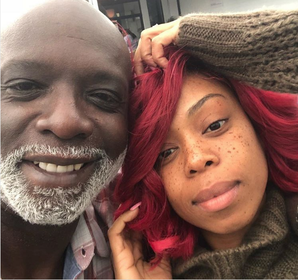 Peter Thomas & Shay Johnson Spark Dating Rumors [Photos]