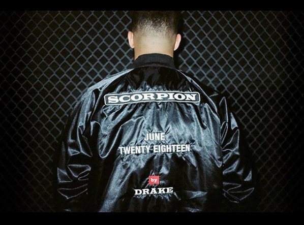 Drake Reveals Name of New Album [Photo]