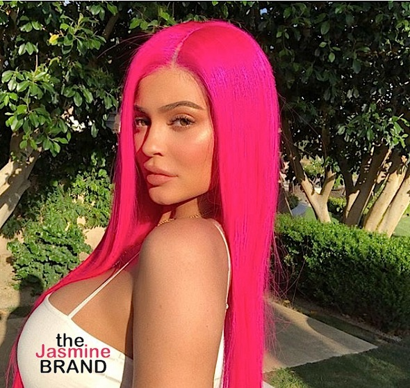 Draya Michele, Iggy Azealia, Sevyn Streeter & Kylie Jenner Rock Pink Hair [Photos]