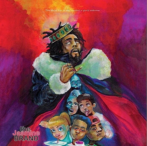 "Stream J.Cole's New Album ""KOD"""
