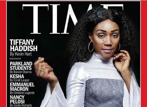 Tiffany Haddish, J.Lo & Tarana J. Burke Land List of 100 Most Influential People