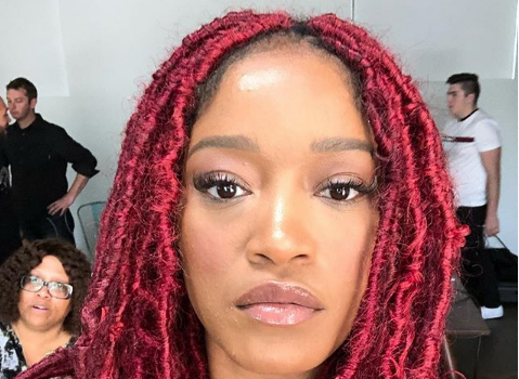 Keke Palmer – I'll be that b**** if that means I have to stand for me