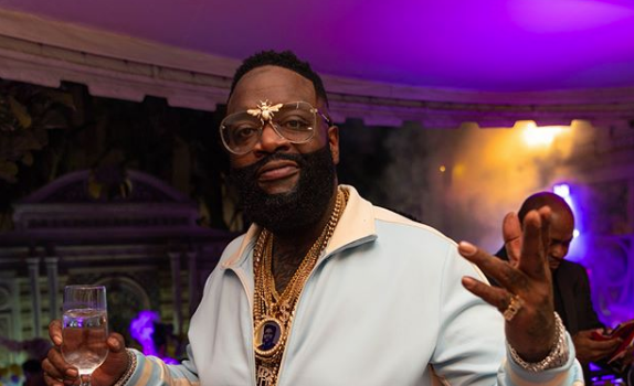 Rick Ross Announces Men's Grooming Collection