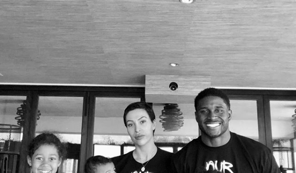 Reggie Bush's Family Remembers The Armenian Genocide [Photo]