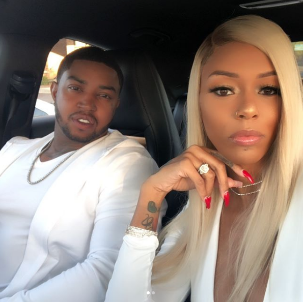 LHHAtl's Bambi & Scrappy Are Having A Baby