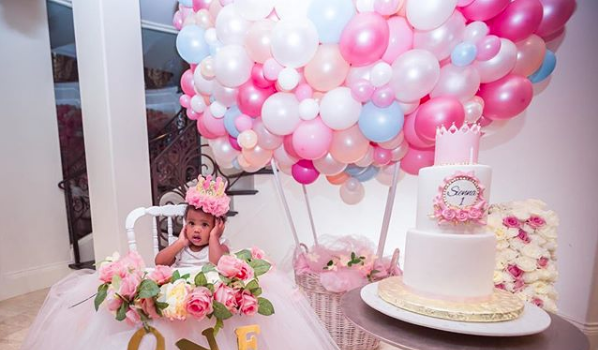 Ciara & Russell Wilson's Daughter Turns 1! [Photo]