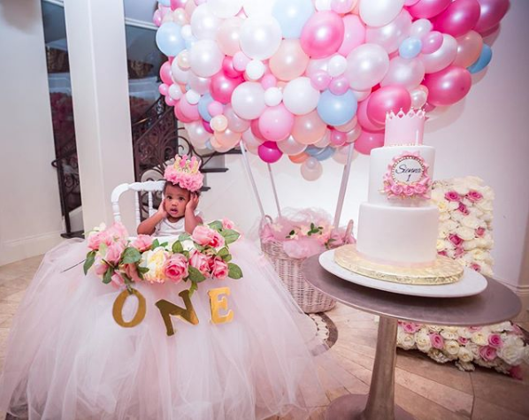 Ciara & Russell Wilson's Daughter Turns 1! [Photo]