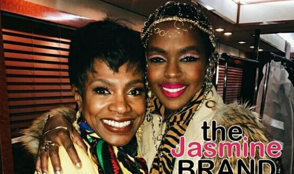 "Lauryn Hill & Sheryl Lee Ralph Reunite Years Later After ""Sister Act 2"""