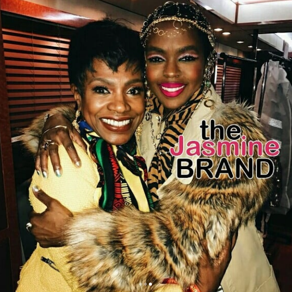 """Lauryn Hill & Sheryl Lee Ralph Reunite Years Later After """"Sister Act 2"""""""