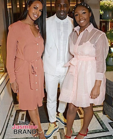 Brandy In The Studio w/ Kelly Rowland, Saint Wests Plants A Kiss On Baby Chicago, Questlove's Message for Kanye + Tiny Harris, Lupita Nyong'o, Idris Elba