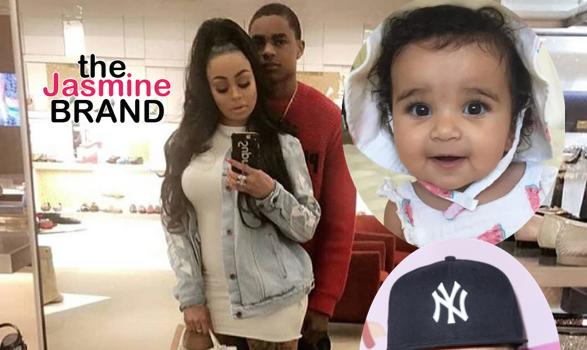 Rob Kardashian Doesn't Want Blac Chyna's New Boyfriend YBN Almighty Jay Around Daughter Dream Kardashian